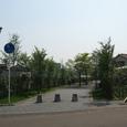 ■サイクリングロード入口