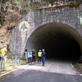 ■門原トンネル西側