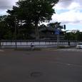 ■旧安田町の交差点にて