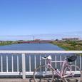 ■笠柳橋にて
