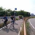 ■本川大橋にて
