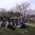 ■栃尾 秋葉公園で昼食