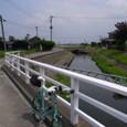 ■船戸川沿いにて