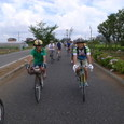 ■サイクリングロードを矢代田方面へ