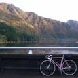 ■早出川ダムにて