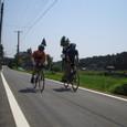 塚山峠へのアプローチ
